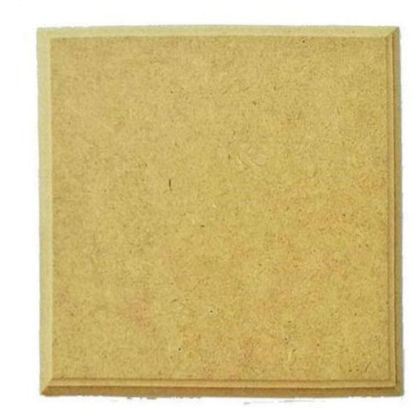 Πλακέτα MDF για ανοικτή χαρτοπετσέτα 330x330mm