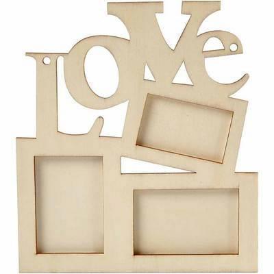 Κορνίζα love 19 - 7x16 cm
