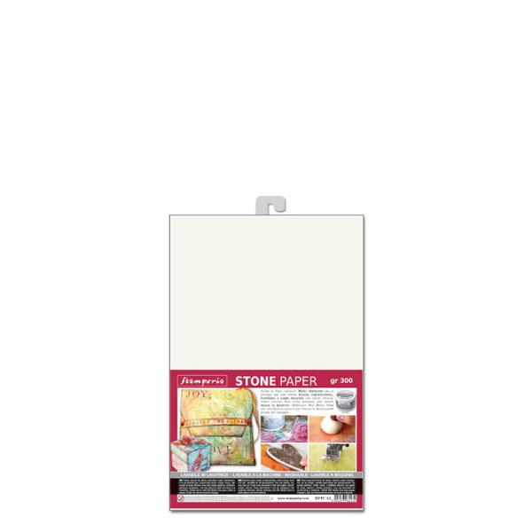 Stone Paper 21x29.7cm 300gr Stamperia - DFPCA4