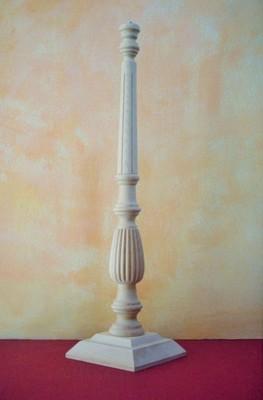 Λάμπα ξύλινη 57.50cm ID182