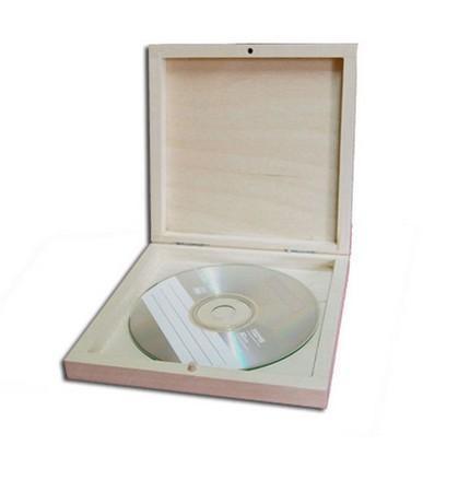 Κουτί για CD 127x127x20mm (123456155064)