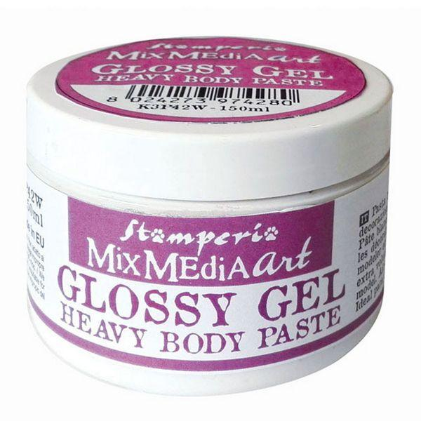 Glossy Gel 150ml Heavy Body Paste
