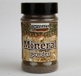 Mineral Powder Copper Granite 130gr Pentart