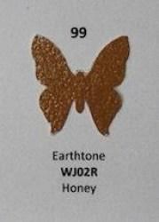 Σκόνες Embossing WOW - earth tone honey