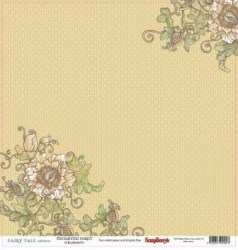 Χαρτί Scrapbooking Double Side 30.5x30.5  180 g/m - Fairy Tale - Enchanted Forest