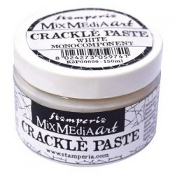 Mix Media Crackle Paste 150 ml  Stamperia