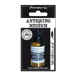 Antiquing Medium 20ml Stamperia
