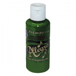Ακρυλικά Χρώματα Allegro Hedge Green 59ml Stamperia