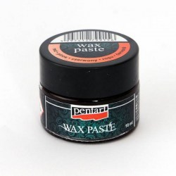Wax Paste Πατινα 10ml Red