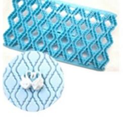 Καλούπι-Φόρμα πλαστική κλασσικό σχέδιο 153x83x23mm