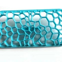 Καλούπι-Φόρμα πλαστική Κυψέλη 153x83x23mm
